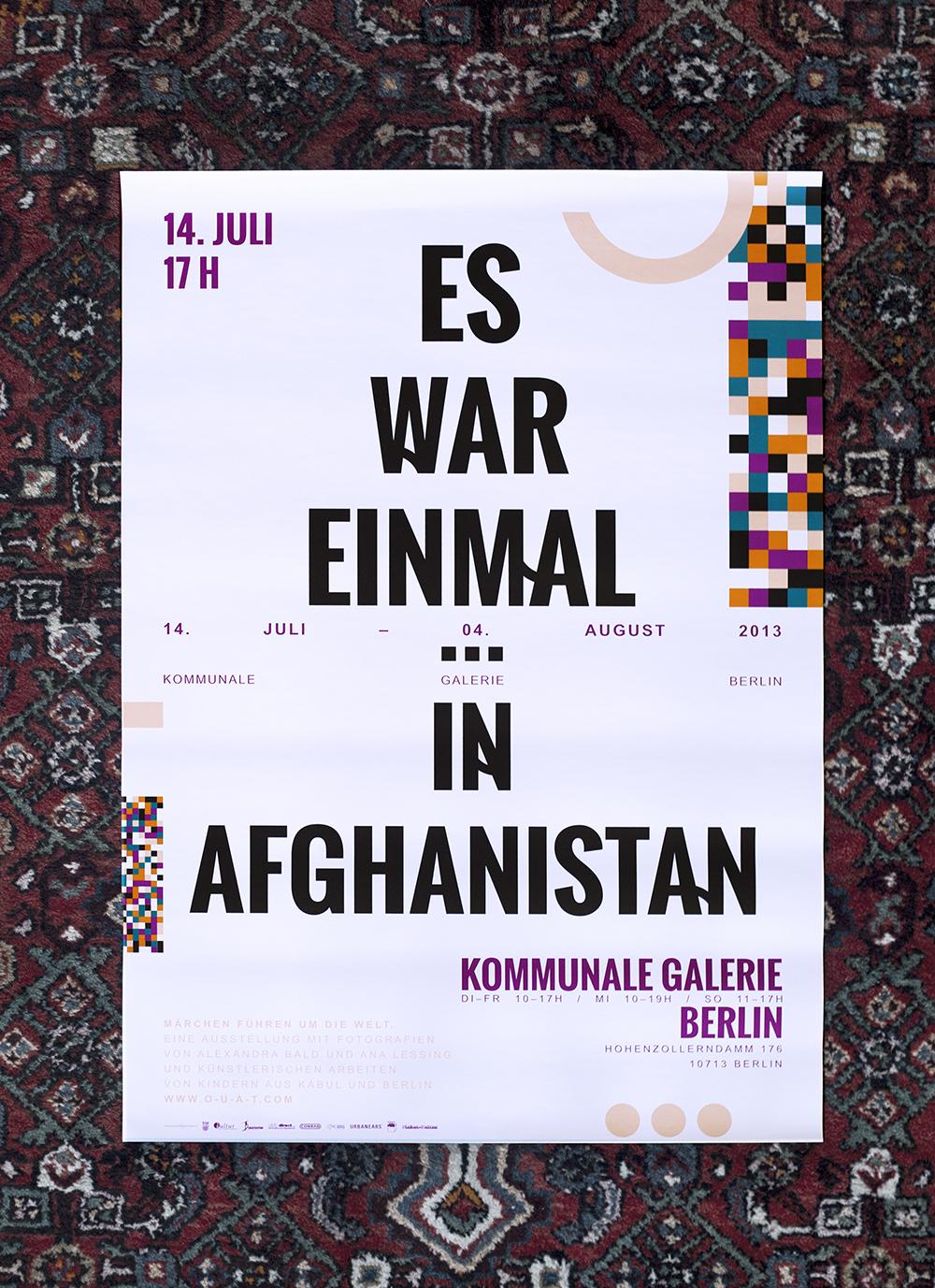 Es war einmal in Afghanistan