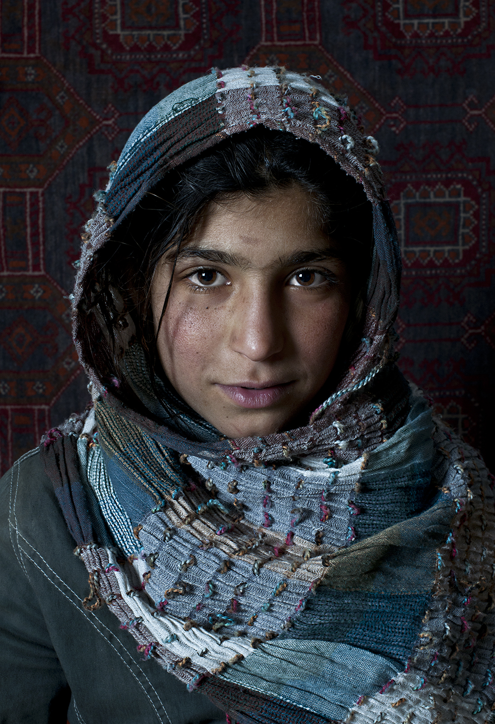 Faces of Kabul Photo