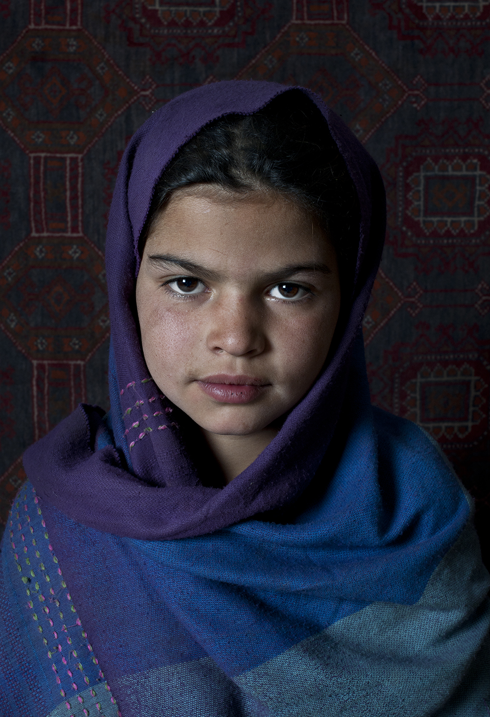 Faces of Kabul Alexandra Bald