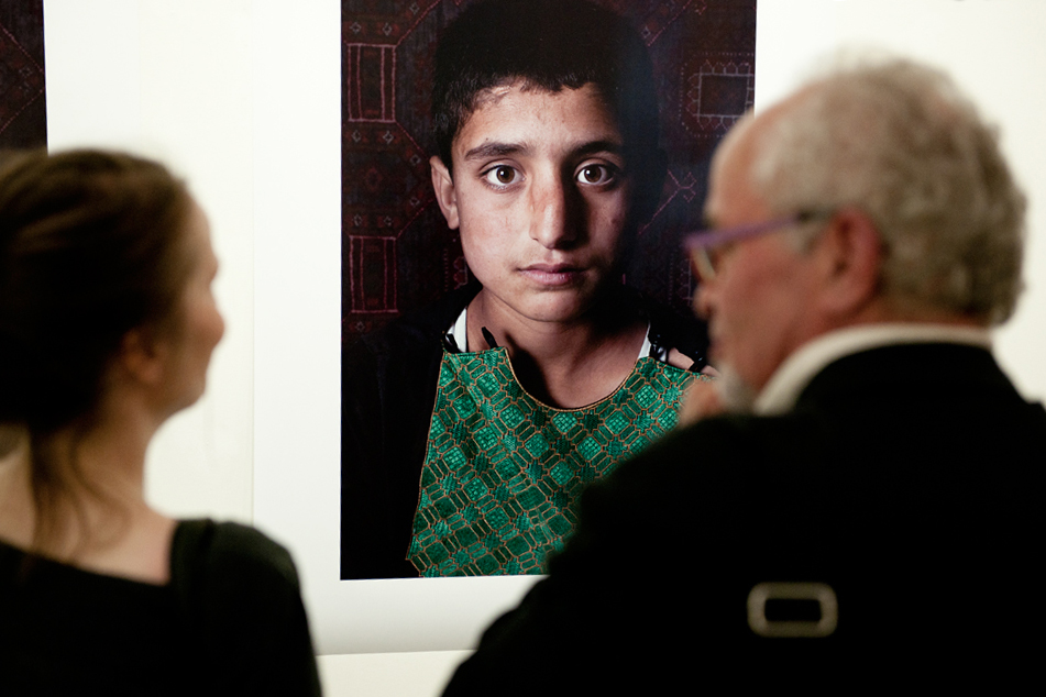 exhibition Faces of Kabul