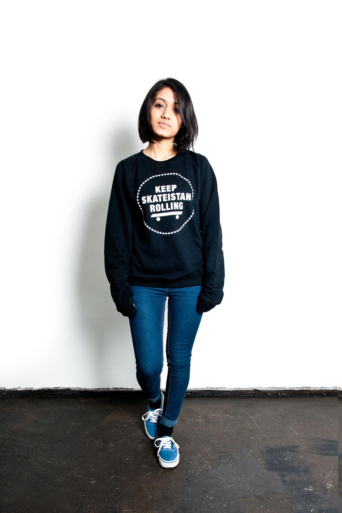 Skateistan Sweater