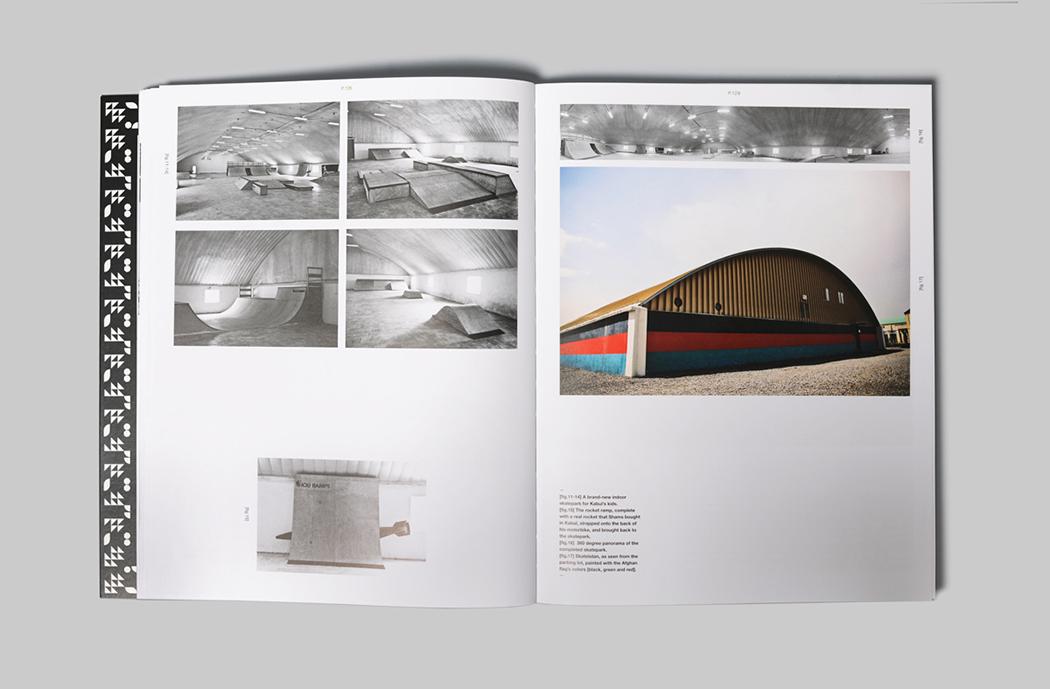 Skateistan book Alexandra Bald