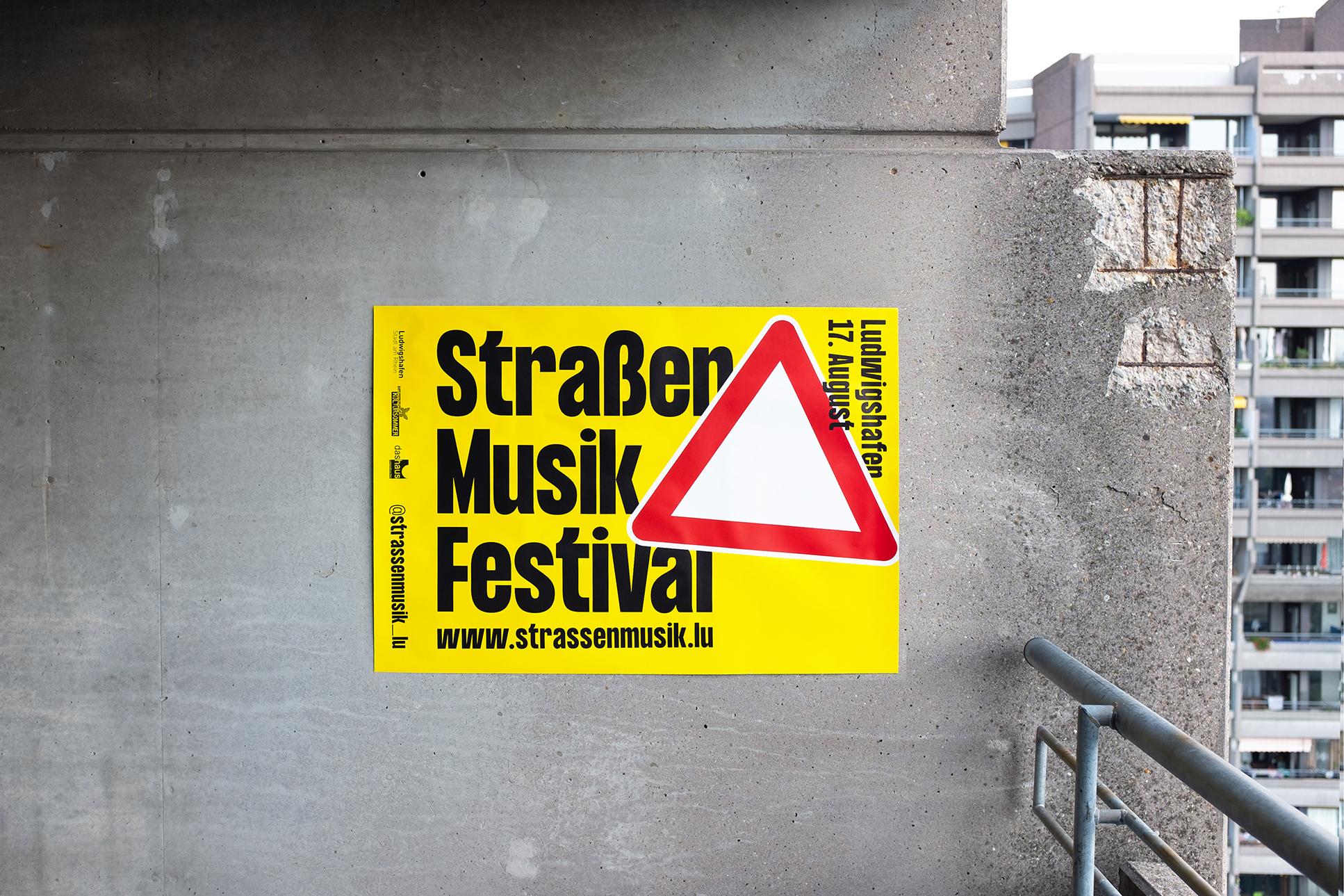 Strassenmusikfestival Ludwigshafen
