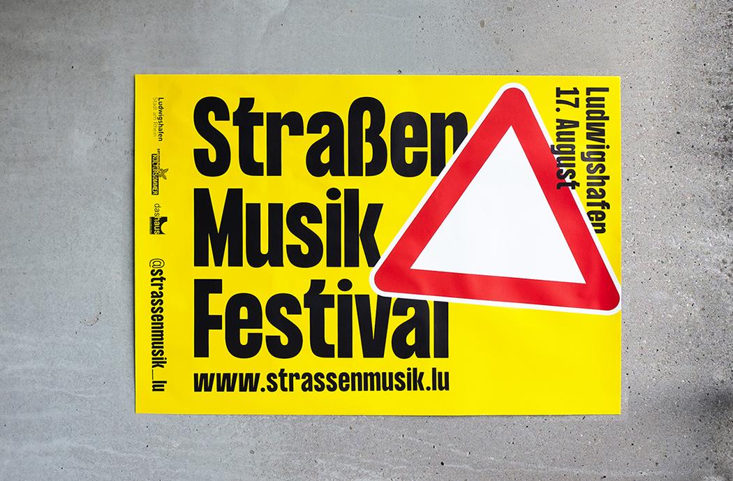 Straßenmusikfestival Ludwigshafen