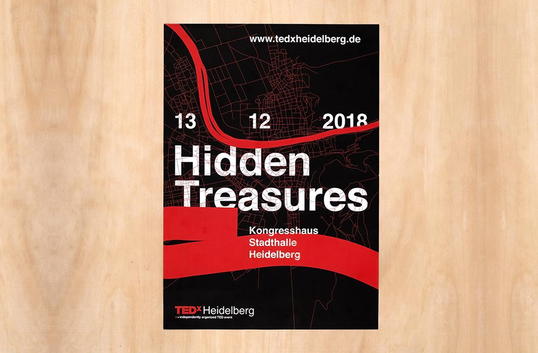 TEDx Heidelberg Design