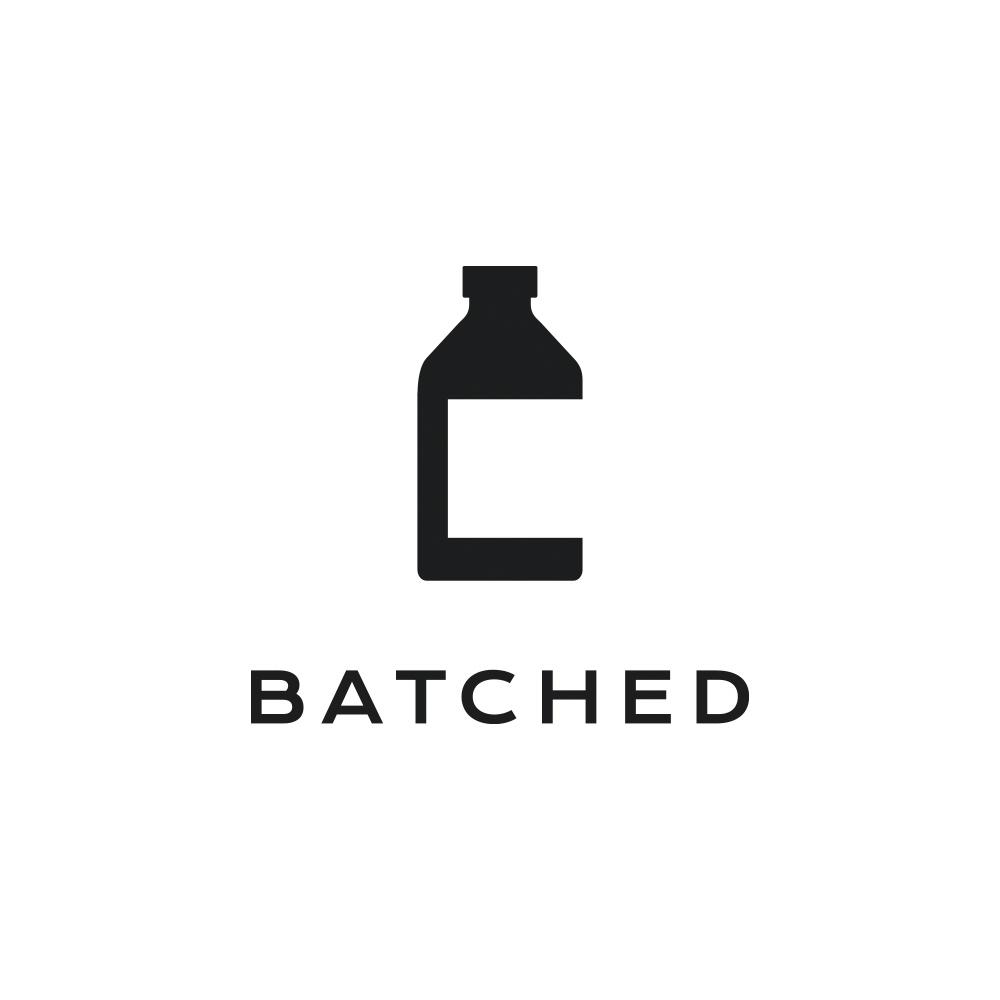 Batched Logo Alexandra Bald